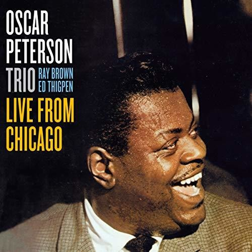 Oscar Peterson - Live From Chicago (W/Book) (Bonus Tracks) [Remastered]