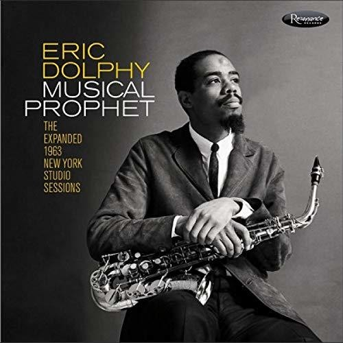 Eric Dolphy - Musical Prophet: The Expanded 1963 New York Studio Sessions [3CD]