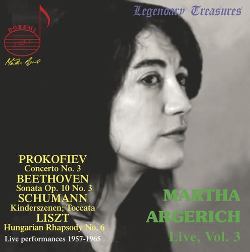 Martha Argerich - Martha Argerich 3