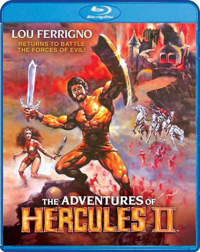 The Adventures of Hercules II