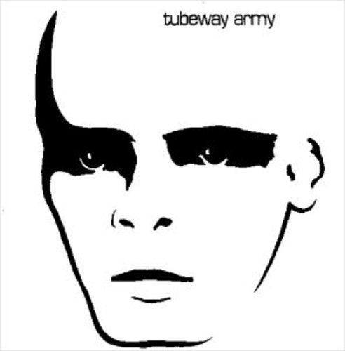 Tubeway Army (reissue + 13 Live Bonus Tracks)
