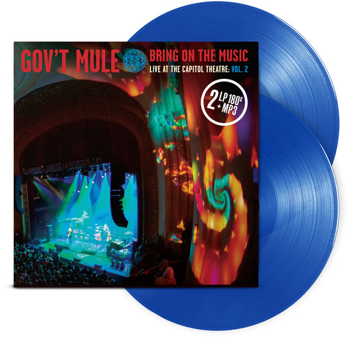 Gov't Mule - Bring On The Music - Live at The Capitol Theatre: Vol. 2 [2LP]