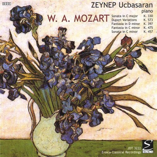 ZEYNEP UCBASARAN, PIANIST - W. A. Mozart