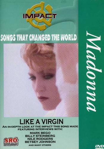 Madonna - Impact! Songs that Changed the World - Like a Virgin / Madonna [DVD]