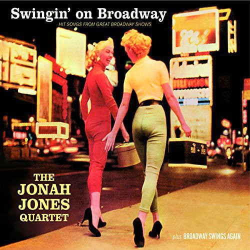 Swingin on Broadway /  Broadway Swings Again