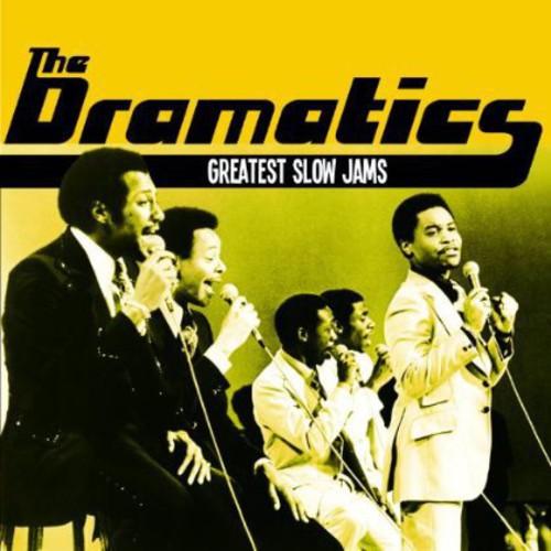 The Dramatics - Greatest Slow Jams