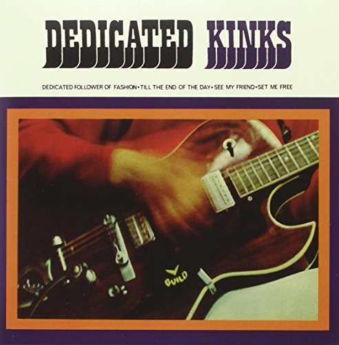 The Kinks - Dedicated Kinks