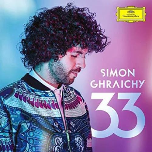 Simon Ghraichy - 33