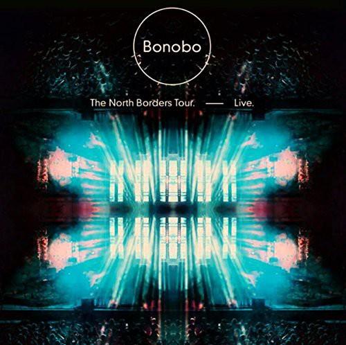 Bonobo - North Borders Tour: Live [Deluxe w/Book & DVD]