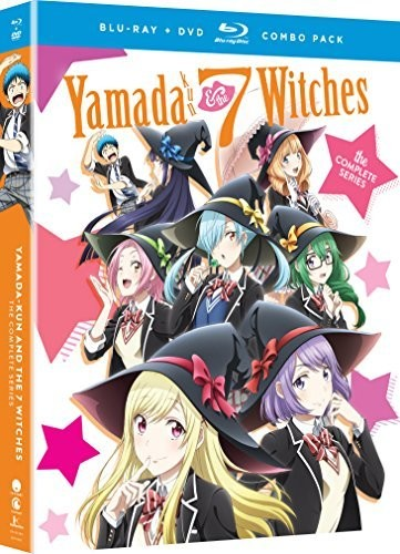 Yamada-kun And The Seven Witches: The Complete Series