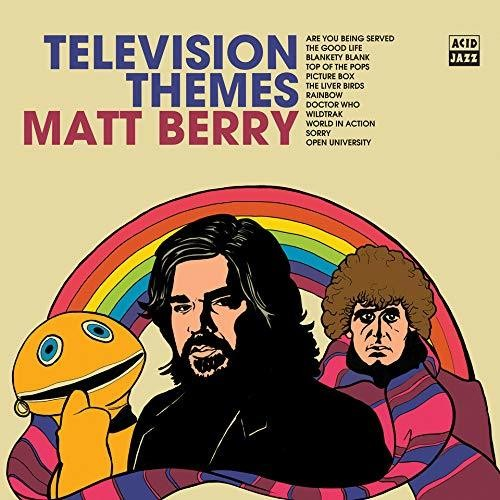 Matt Berry - Television Themes [Import LP]