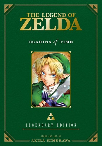 - The Legend of Zelda, Ocarina of Time Parts 1 & 2 (Legendary Edition)