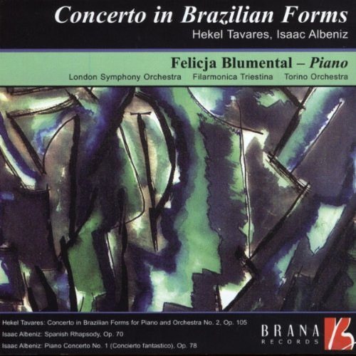 Concerto in Brazilian Forms