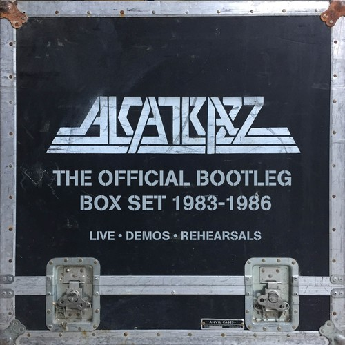 Official Bootleg Boxset 1983-1986 [Import]