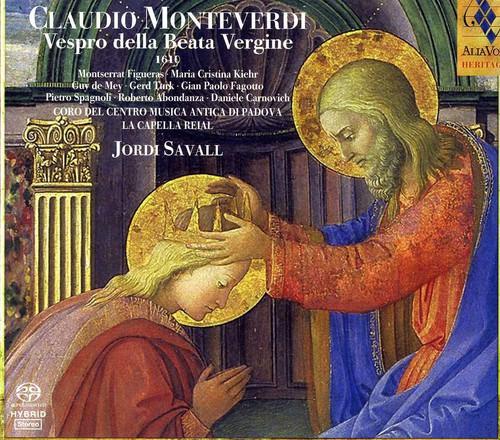 Vespro Della Beata Vergine