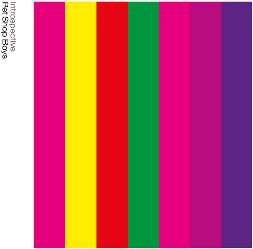 Pet Shop Boys Introspective Further Listening 1988 1989