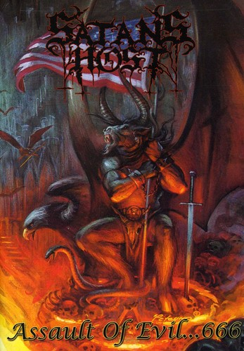 Satan's Host - Assault of Evil...666