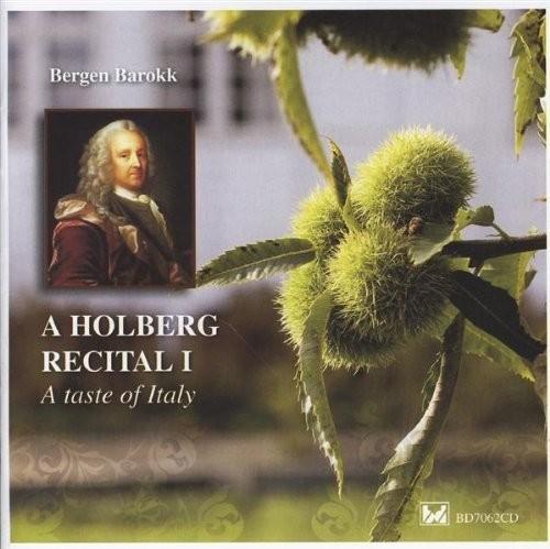 Holberg Recital 1:A Taste of Italy