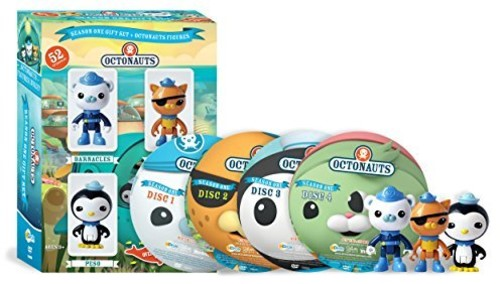 Octonauts Season 1 W /  Figurines