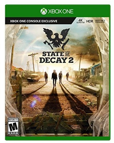 Xb1 State of Decay 2 - State Of Decay 2