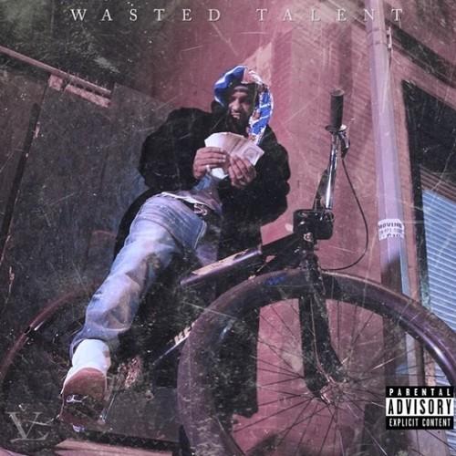 Jim Jones - Wasted Talent [Digipak]