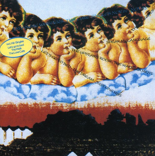 The Cure-Japanese Whispers