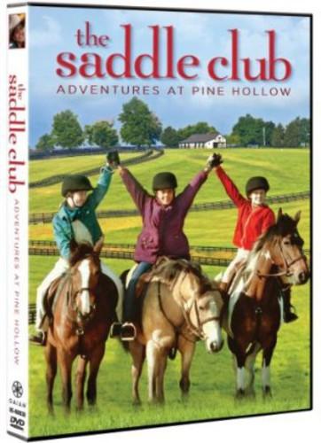 Saddle Club: Adventure at Pine Hollow