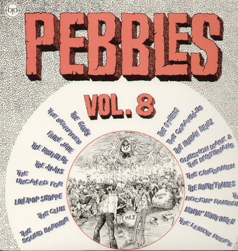 Vol. 8-Pebbles