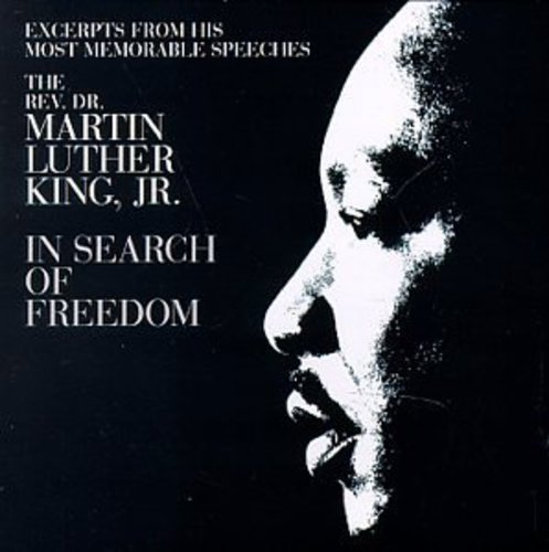 Martin King Luther Jr - In Search Of Freedom