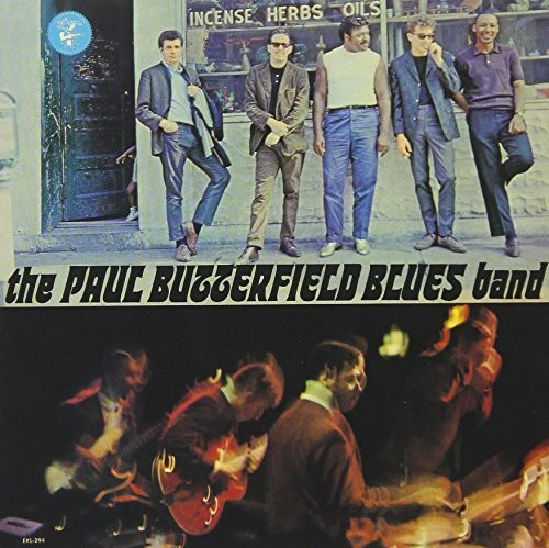 Paul Butterfield Blues Band - Paul Butterfield Blues Band (Jmlp) (Shm) (Jpn)