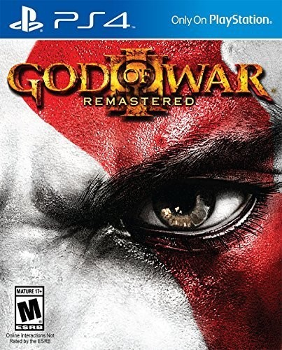 God of War III Remastered for PlayStation 4