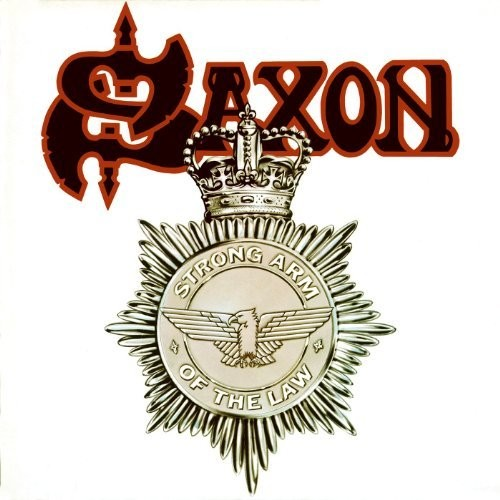 Saxon - Strong Arm Of The Law [LP]