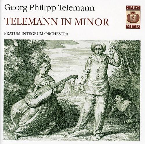 Telemann in Minor