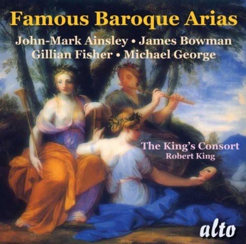 Favourite Baroque Arias