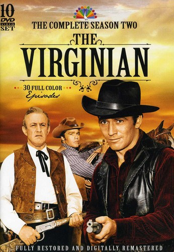 The Virginian: The Complete Second Season
