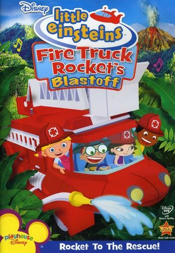 Fire Truck Rocket's Blastoff
