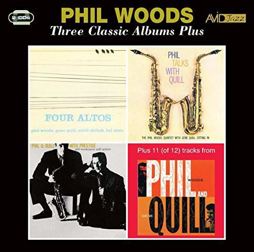 Four Altos /  Phil Talks