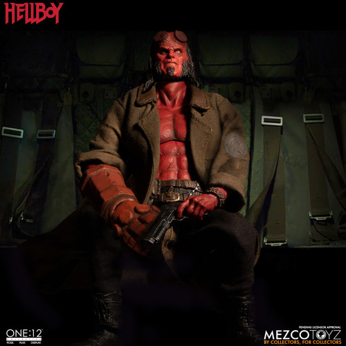 One:12 Collective Hellboy 2019 - One:12 Collective Hellboy 2019