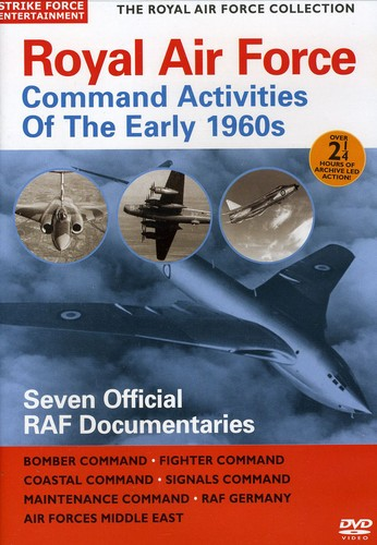 Raf: Command Activities of the Early 1960s [Import]