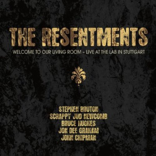 Resentments - Welsome To Our Living Room Live At The Lab In Stut [Import]