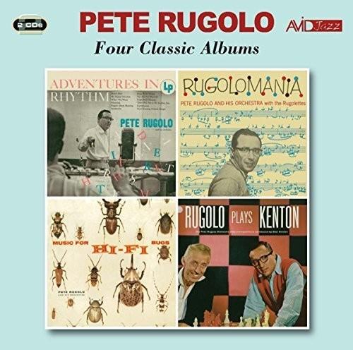 4 LPS - Adventures in Rhythm /  Rugolomania