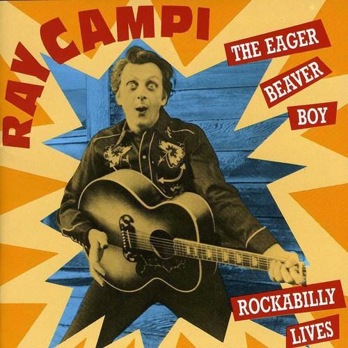 Eager Beaver Boy /  Rockabilly Lives