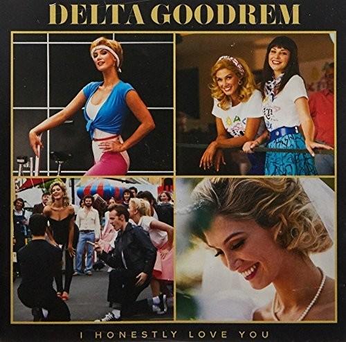 Delta Goodrem - I Honestly Love You