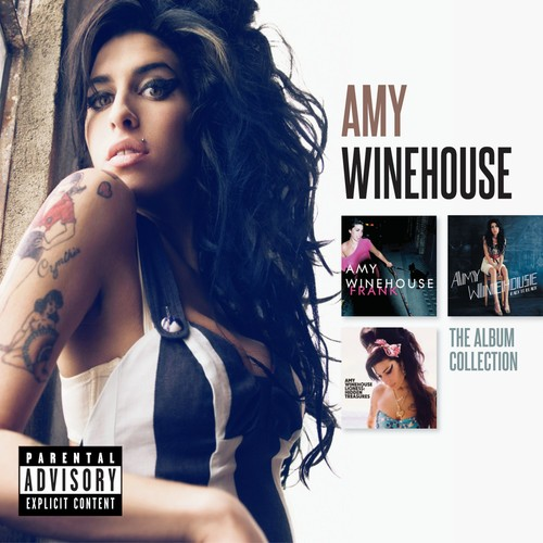 Amy Winehouse - Album Collection