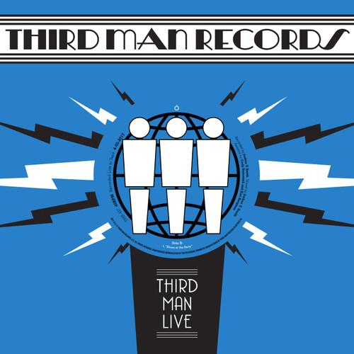 O Formerly Eskimeaux - Live At Third Man Records [Vinyl Single]