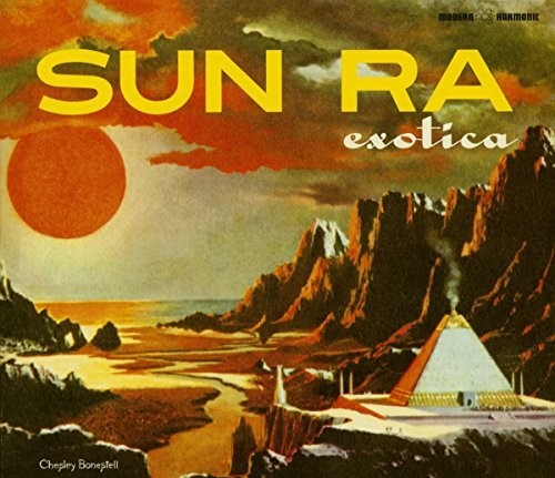 Sun Ra - Exotica [2CD]
