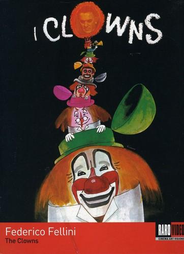 Fellini/Ekberg - Clowns: I Clowns / (Sub)