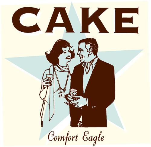 Cake-Comfort Eagle