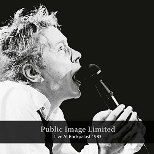 Public Image Ltd. - Live At Rockpalast 1983