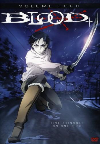Blood+: Volume Four